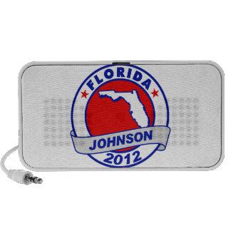 Florida Gary Johnson iPhone Speaker