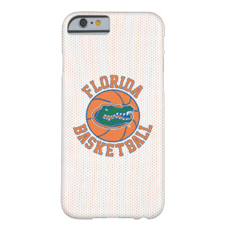 Florida Gator Basketball Barely There iPhone 6 Case