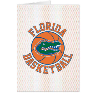 Florida Gator Basketball Card