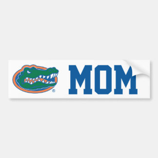 Florida Gator Custom Family Title Bumper Sticker