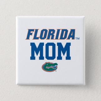 Florida Gator Custom Family Title Button