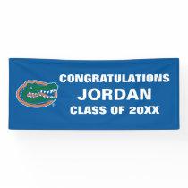 Florida Gator Head Banner