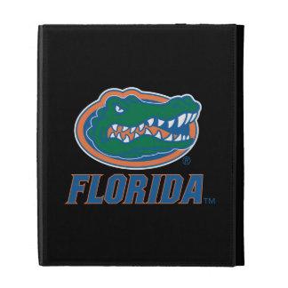 Florida Gator Head - Color iPad Folio Covers