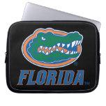 Florida Gator Head - Color Laptop Computer Sleeve