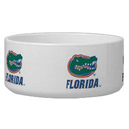 Florida Gator Head Full-Color Bowl