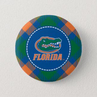 Florida Gator Head Full-Color Button