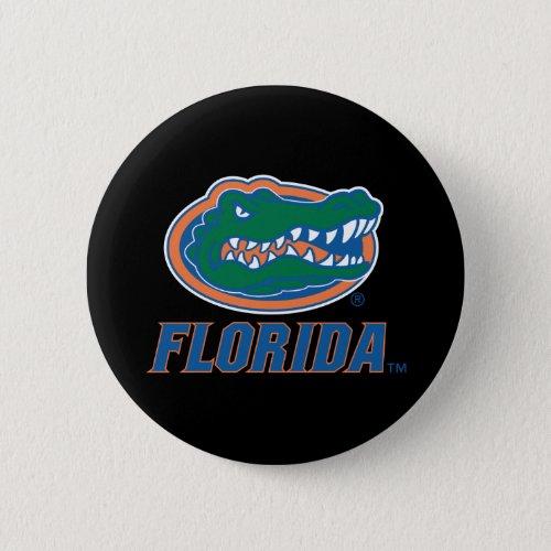 Florida Gator Head Full_Color Button
