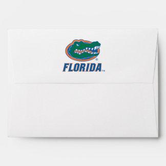 Florida Gator Head Full-Color Envelope