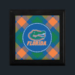 "Florida Gator Head Full-Color Gift Box<br><div class=""desc"">Check out this full-color Florida Gator Head icon with Florida in orange. Zazzle offers the most exciting and unique gear for the ultimate Florida Gator fan! All of our products are officially licensed and customizable, which makes them perfect for students, alumni, family, fans, and faculty. Whether you are gearing up...</div>"