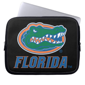 Florida Gator Head Full-Color Laptop Sleeve