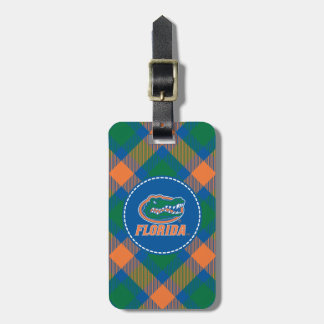 Florida Gator Head Full-Color Luggage Tag
