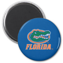 Florida Gator Head Full-Color Magnet
