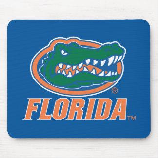 Florida Gator Head Full-Color Mouse Pad
