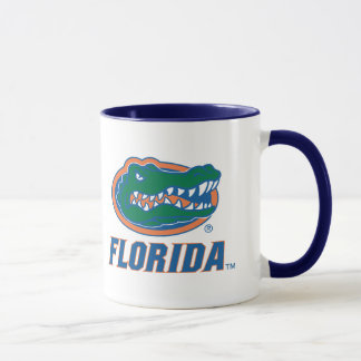 Florida Gator Head Full-Color Mug