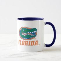 Florida Gator Head Full-Color Mug