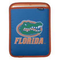 Florida Gator Head Full-Color Sleeve For iPads