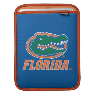 Florida Gator Head Full-Color Sleeve For iPads