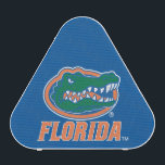 """Florida Gator Head Full-Color Speaker<br><div class=""""desc"""">Check out this full-color Florida Gator Head icon with Florida in orange. Zazzle offers the most exciting and unique gear for the ultimate Florida Gator fan! All of our products are officially licensed and customizable, which makes them perfect for students, alumni, family, fans, and faculty. Whether you are gearing up...</div>"""