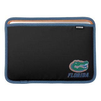Florida Gator Head MacBook Air Sleeves