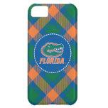 Florida Gator Head - Orange & White Cover For iPhone 5C