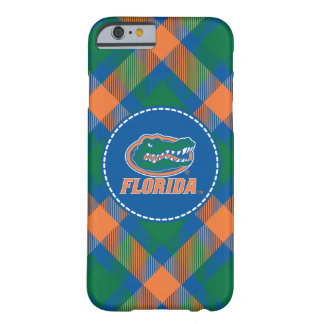 Florida Gator Head - Orange & White Barely There iPhone 6 Case
