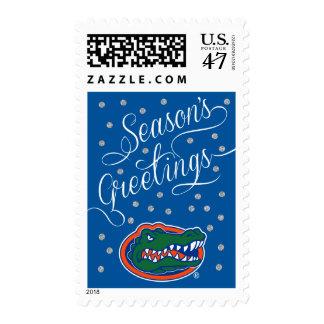 Florida Gator Head Postage