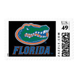 Florida Gator Head Postage Stamp