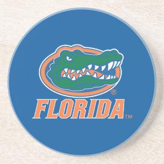 Florida Gator Head Sandstone Coaster