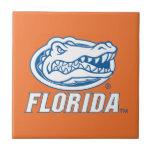 Florida Gator Head Tile