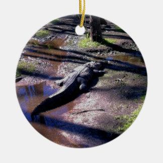 Florida Gator Christmas Ornaments