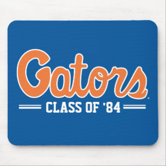 Florida Gators Alumni Class Year Mouse Pad