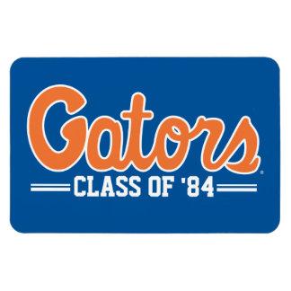 Florida Gators Alumni Class Year Rectangular Photo Magnet