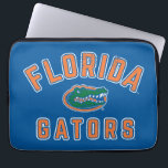 """Florida Gators Computer Sleeve<br><div class=""""desc"""">Zazzle offers the most exciting and unique gear for the ultimate Florida Gator fan! All of our products are officially licensed and customizable, which makes them perfect for students, alumni, family, fans, and faculty. Whether you are gearing up for tailgating, hosting a party for a Florida fan, or decorating your...</div>"""