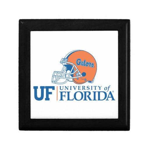 Florida Gators Helmet - Left Trinket Boxes