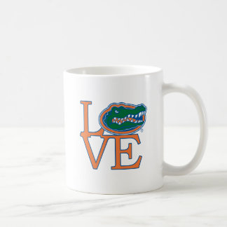 Florida Gators Love Coffee Mug