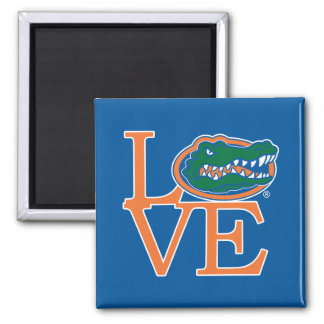 Florida Gators Love Magnet