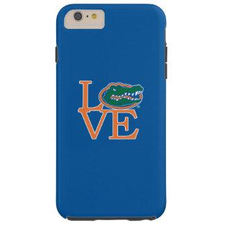 Florida Gators Love Tough iPhone 6 Plus Case