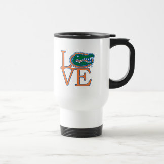 Florida Gators Love Travel Mug