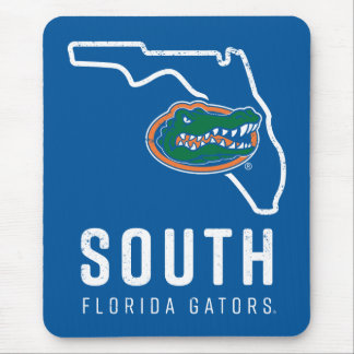 Florida Gators | South State Logo Mouse Pad