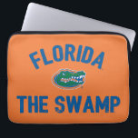 "Florida Gators | The Swamp Computer Sleeve<br><div class=""desc"">Zazzle offers the most exciting and unique gear for the ultimate Florida Gator fan! All of our products are officially licensed and customizable, which makes them perfect for students, alumni, family, fans, and faculty. Whether you are gearing up for tailgating, hosting a party for a Florida fan, or decorating your...</div>"