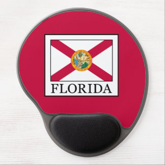 Florida Gel Mouse Pad
