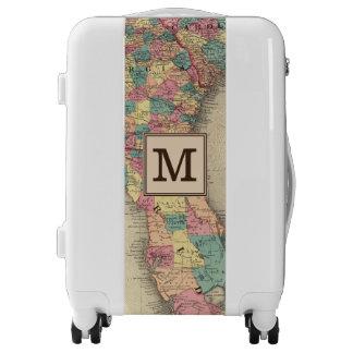 Florida, Georgia, and South Carolina 2 | Monogram Luggage