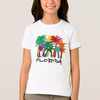 Florida girls palm tree shirt