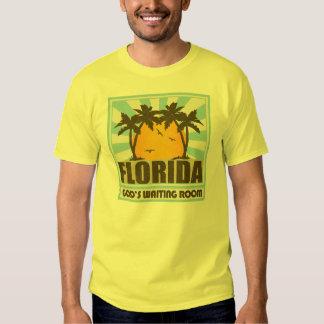 Florida - God's Waiting Room Shirt