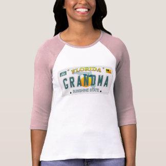 Florida Grandma Tee Shirt