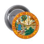 Florida Great Seal Pin