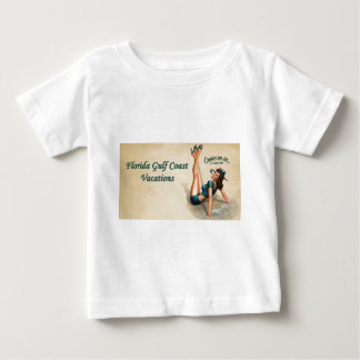 Florida Gulf Coast Baby T-Shirt