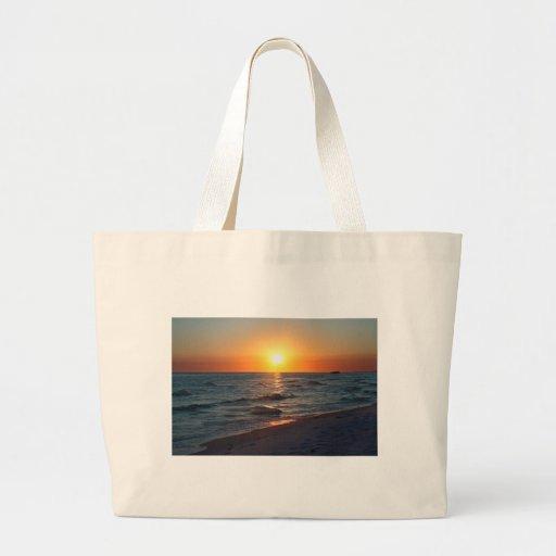 Florida gulf coast sunset bags