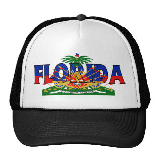 Florida-Haiti Hat