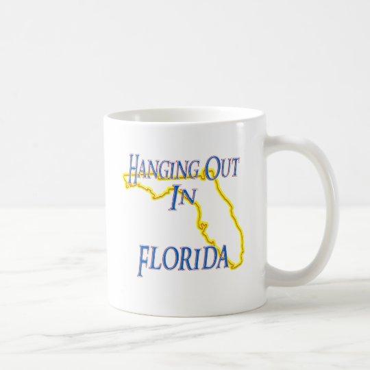 Florida - Hanging Out Coffee Mug
